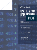 PitchBook 2016 US PE VC IPO Trends Report