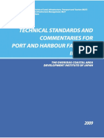 Technical Standards and Commentaries for Port and Harbour Facilties in Japan(2009)