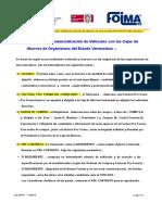 Protocolo de Comercialización de Vehículos de Cajas de Ahorros PDF