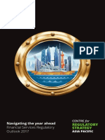 Deloitte Financial Services Regulatory Outlook 2017