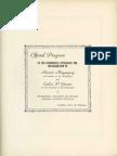 Magsaysay Inaugural Program