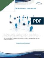 AOM Academy User Guide