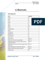 Acrobat Reader Shortcuts