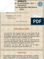 Presentación biomasa guayas