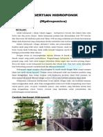 Ebook Tanaman Hidroponik
