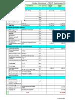 Detailed Quotation of 500kW Type Turbine Plant 21 Feb. 2014