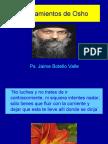 Pensamientos de Osho. Jaime Botello Valle