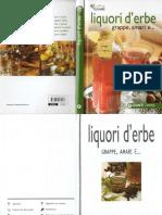 Liquori - ERBE - Liguori Di Erbe, Grappe, Amari, Ecc