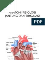 Anatomi Fisiologi Jantung Dan Sirkulasi