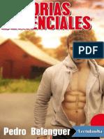 Historias Demenciales - Pedro Belenguer