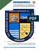 Directiva General Para Requerimientos y Contratacion de Bienes y Servicios