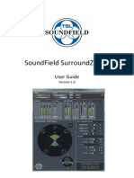 SurroundZone2 Manual