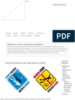 Freedive Earth - Freediving Hypoxia and Approaches to Safety