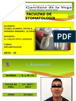 Implantología - Caso Clinico ( Rolando Malásquez )