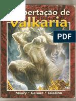 Tormenta D20 - A Libertação de Valkaria - Biblioteca Élfica