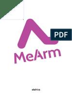 [Eletrize] Manual meArm
