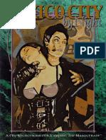Vampire The Masquerade - City - Mexico City by Night.pdf