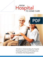 Hospital to Home Care—Managing the Transition