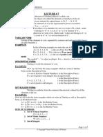 Math Handout 07