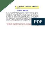 991230  13 - El culto al emperador romano - inscripción siglo.doc