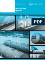 Installation Guide of Petroleum Underground Tanks