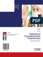 Achyranthes Aspera Published Book
