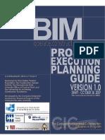 BIM项目实施计划指南第一版