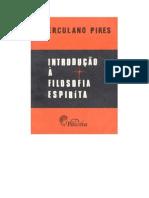 Introdução a Filosofia Espírita - J. Herculano Pires