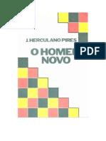O Homem Novo - J. Herculano Pires
