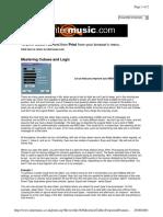 Intermusic - Mastering Cubase and Logic