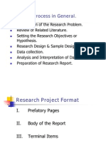 Research Project Student