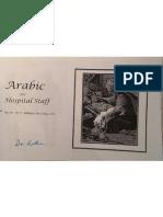 Arabic for Hospital Staff