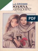 A J Cronin-Doamna cu garoafe.pdf
