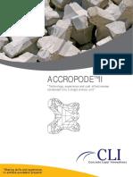 Accropode II Brochure