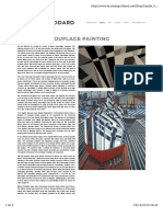 Dazzle Camouflage Painting