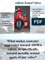Applications Seawater