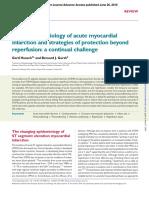 Patofiziologija akutnog infarkta miokarda, pathophysiology of acute infarct miocard