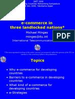 E-commerce in 3R