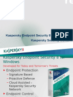 Kaspersky Endpoint Security 8 for Windows