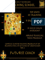 Coaching School - The Futurist Coach