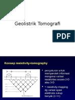 Geolistrik_Tomografi