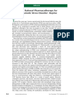 Toward Rational Pharmacotherapy for PTSD,Reprise