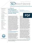 The Role of Benzodiazepin in Treatment PTSD