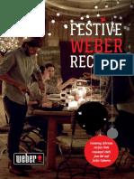 Weber Braai Christmas Recipe Book 2016