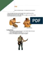 Guitar Grid and Posture