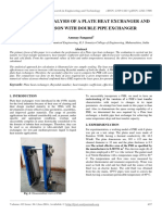 PERFORMANCE ANALYSIS OF A PLATE HEAT EXCHANGER AND ITS COMPARISON WITH DOUBLE PIPE EXCHANGER.pdf