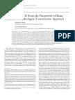 Considering PTSD From the Prespective Brain Process, Suvak and Barrett 2011