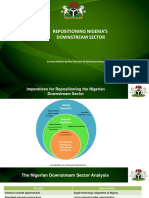 Repositioning Nigerian Downstream Sector PDF