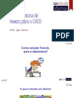 Pre Marat on a Francesca CD