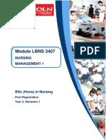 Nursing Management 1